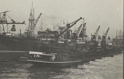 Graaf de Smet Naeyer Waalhaven Rotterdam.
