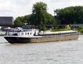 Cornelis B op het Lekkanaal Nieuwegein