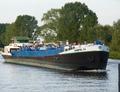 Marpol 14 in de buurt van Groningen.