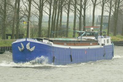 De Yannick Amsterdam-Rijnkanaal.