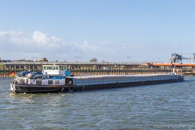 Rhoenland op de IJssel in Zutphen.