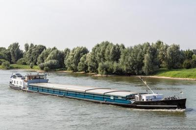 De Jan van Voorst op de IJssel in Zutphen.