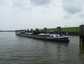 De IJsselmond Delfzijl.