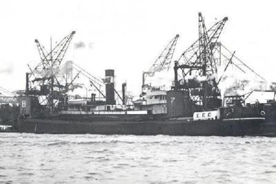 De Damco 5 Rotterdam.