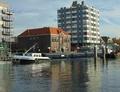 Annemarie op de Zaan ter hoogte van Zaandam.