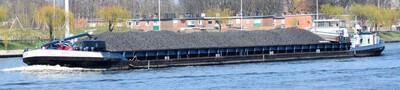 Elan Zeekanaal Gent-Terneuzen Veer Terdonk.