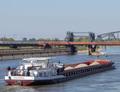 Masora op de IJssel in Zutphen.