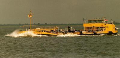 Shell 4 in Zeeland.
