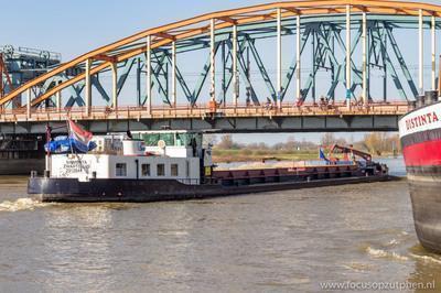 Siementa op de IJssel in Zutphen.