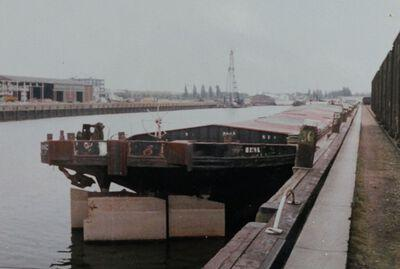 Henk Spoorweghaven Rotterdam.