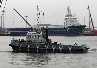 Y 8019 Balgzand tijdens de Sail en Marine dagen Den Helder.
