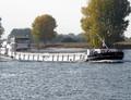 Blocq op de Maas bij Gewande.