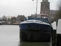 Pionier Kalkhaven Dordrecht.