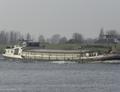 Swing op de IJssel bij Zalk.