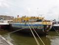 Avea Romina Straatsburgdok Antwerpen.