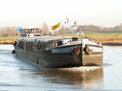 Anthony op de IJssel.