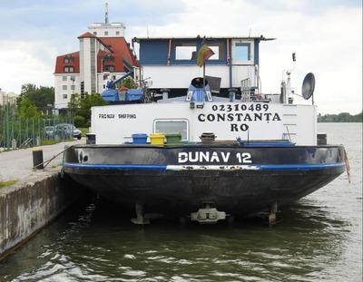 Dunav 12 in Wien.