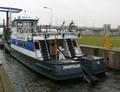 Catharina 4 sluis in Nijkerk.