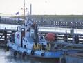 Bravo in de Zuidervoorhaven Hansweert.