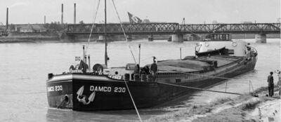 Damco 230 in Kehl.