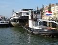 De Christina Maashaven Rotterdam.