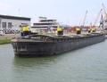 De Pegasus I Waalhaven Rotterdam.