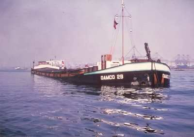 De Damco 29 Waalhaven Rotterdam.