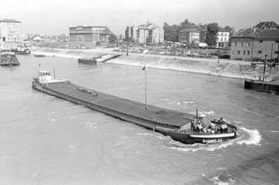 Damco 43 in Mannheim.