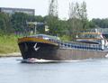 The-An II op het Maximakanaal Den-Bosch.