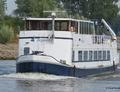 Organza op de IJssel.