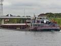Amphira op het Maximakanaal bij Empel.