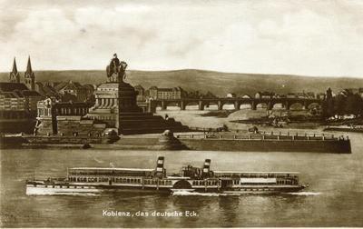 De Deutscher Kaiser Koblenz.