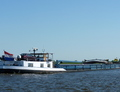 Samara op het Prinses Margrietkanaal.