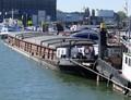 Auriga 2 met de duwboot Auriga Maashaven Rotterdam.