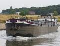 Marla op de IJssel.