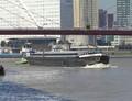 De Internos met de duwboot Henja Rotterdam.