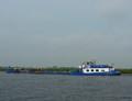 De Selina-Jr op het Prinses Margrietkanaal.