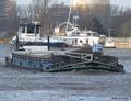 Panta-Rhei bij de Amsterdamsebrug.