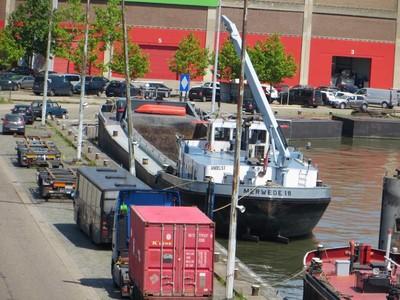 Merwede 18 Antwerpen.