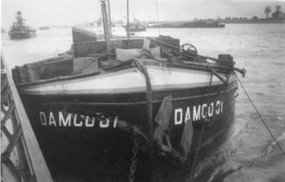De Damco 31.