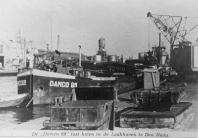 Damco 69 Laakhaven Den Haag.