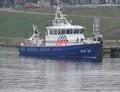De P42 IJmuiden.