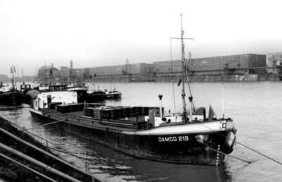 Damco 219 Ludwigshafen.