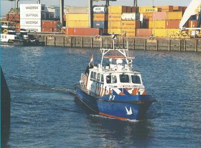 De P 7 Rotterdam.