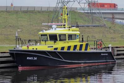 De RWS 26 Zuid-Willemsvaart bij Den-Dungen.