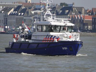 De P 96 Dordrecht.