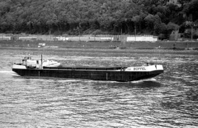 De P 62 Büffel Koblenz.