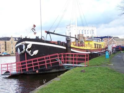 Het Pannenkoekenschip Wormerveer.