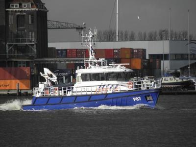De P 87 Hemhaven Amsterdam.