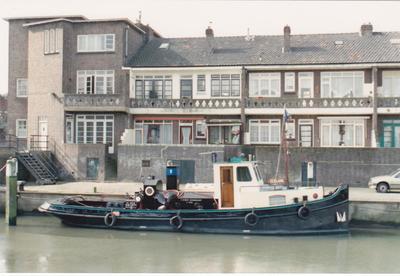De Zeeland Rietdijkshaven Dordrecht.